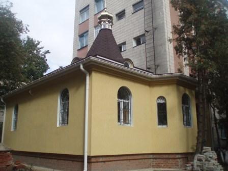 Храм в честь блаженной Ксении Петербургской