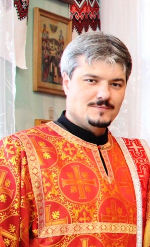 диакон Евгений Бирченко