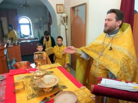 Неделя 33-я по Пятидесятнице, после Богоявления