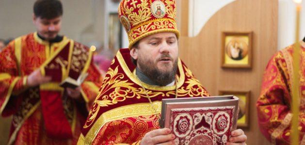 Престольный праздник в Свято-Георгиевском храме