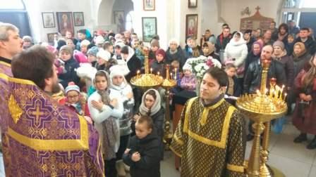 Неделя 5-я Великого поста, прп. Марии Египетской