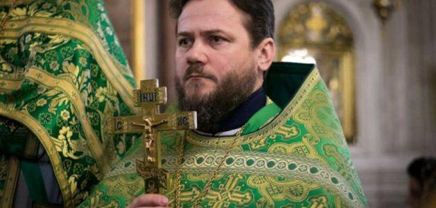Настоятель Свято-Георгiевського храму удостоений нагороди