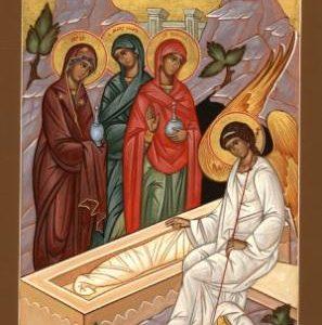 Неделя 3-я по Пасхе, святых жен-мироносиц