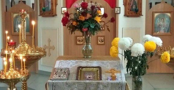 Иконы Божией Матери «Всех скорбящих Радость»